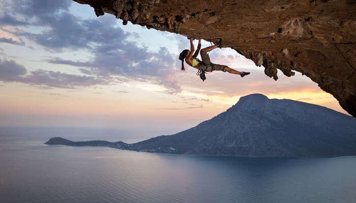 Adventurous Rock Climbing In Europe