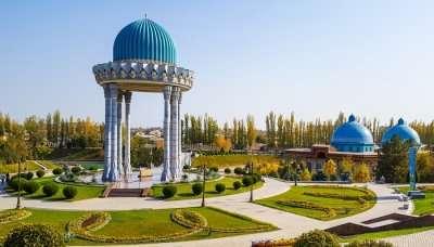 cover - uzbekistan famous landmarks