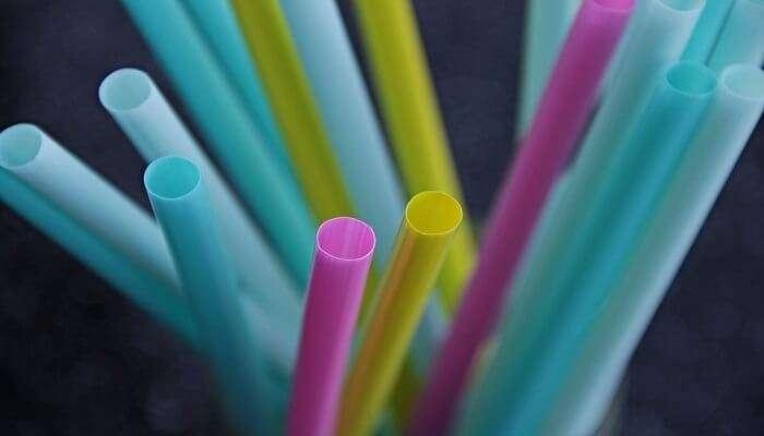 single use plastic item