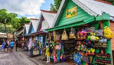 shopping in jamaica
