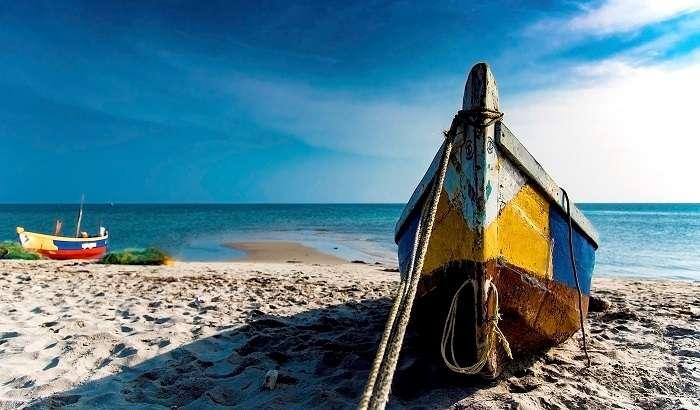 Ariaman beach