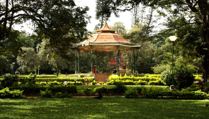 Kabban Park in Bangalore