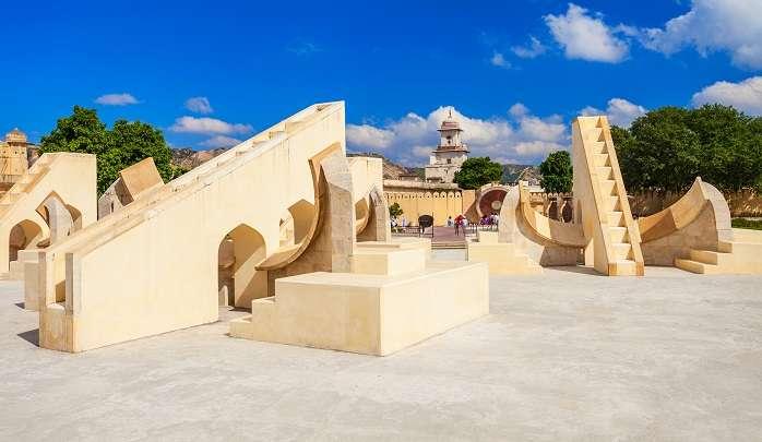 History Of  Jantar Mantar, Jaipur