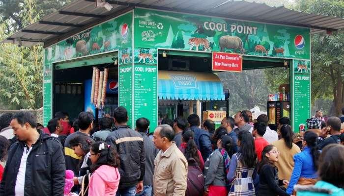 Delhi Zoo Ticket Price