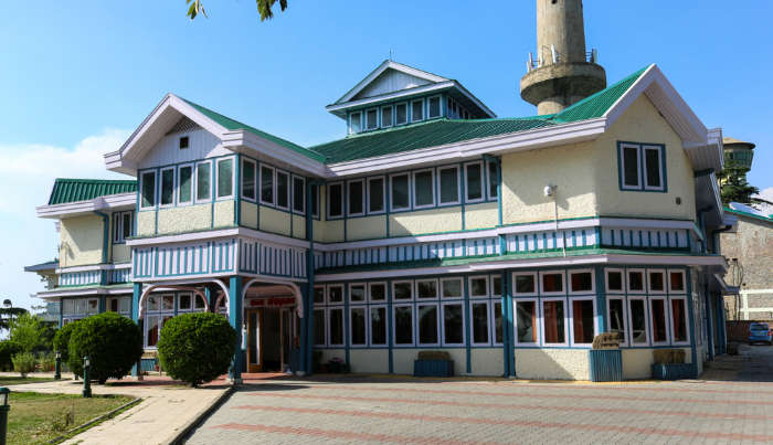 The Shimla State Museum