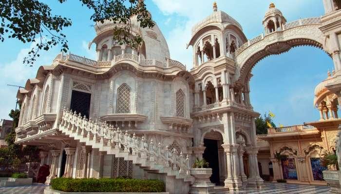 Shree Krishna Balram Temple In Mathura