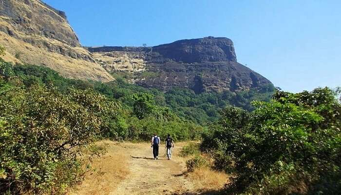 About Visapur waterfall trek