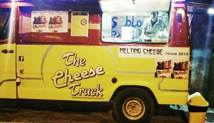 The Cheese Truck, Pune