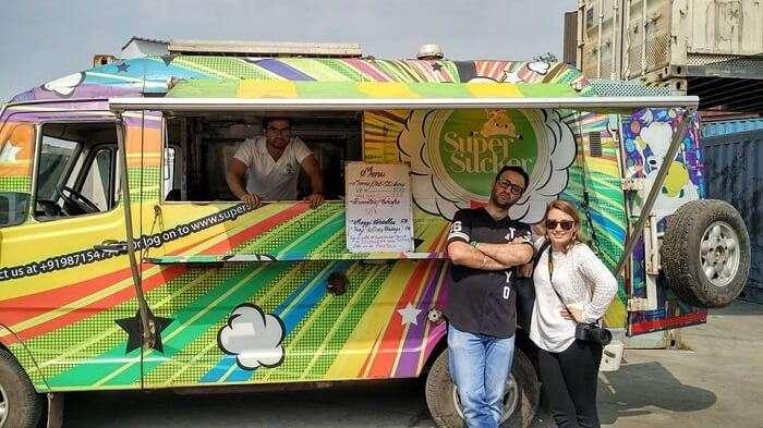 SuperSucker Food Truck