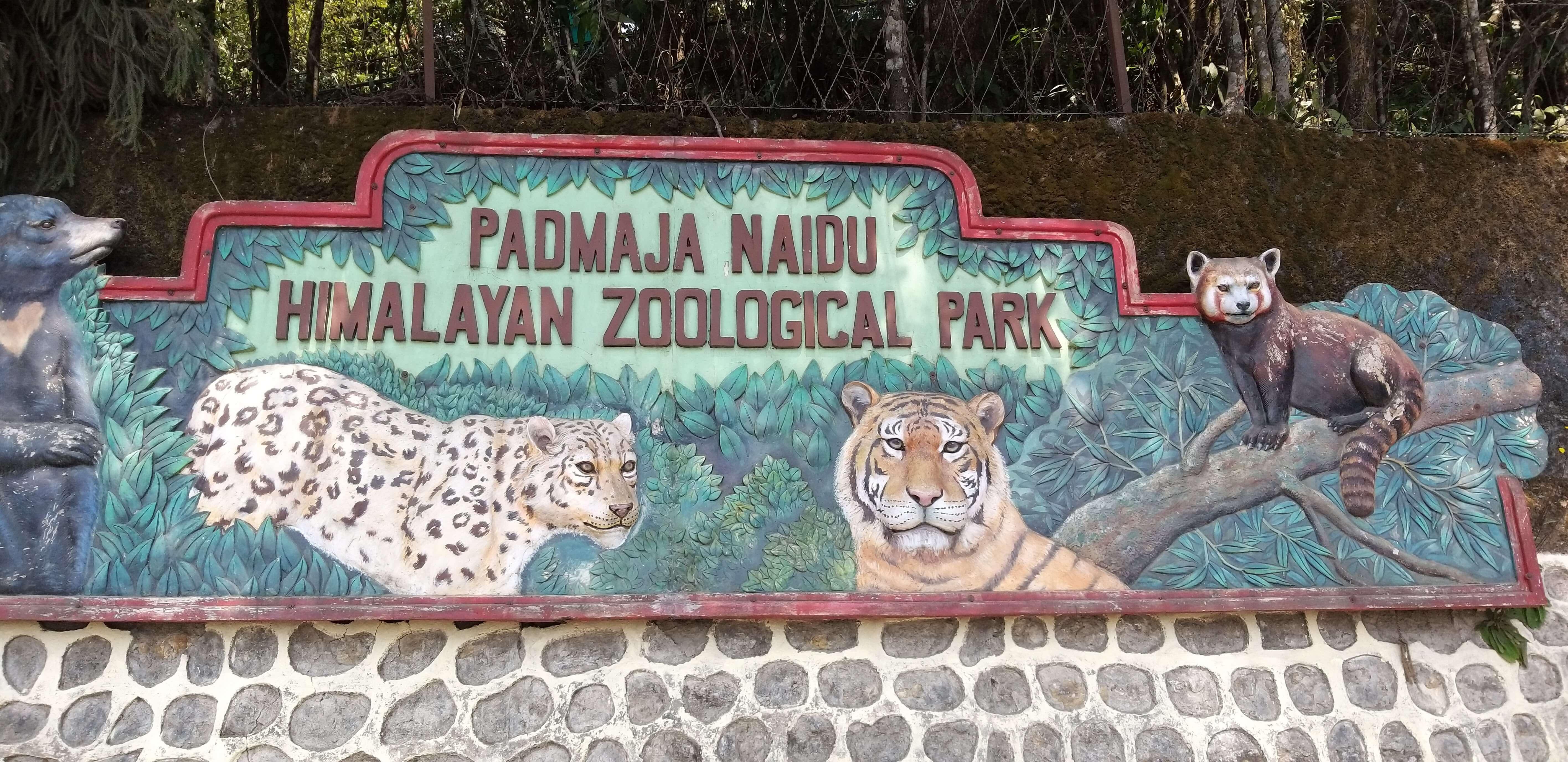 zoological park in Darjeeling