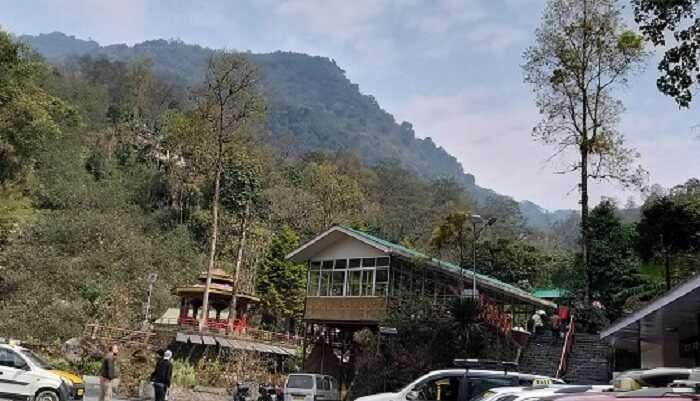 Darjeeling view