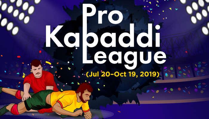 Pro Kabaddi League Cover 2019