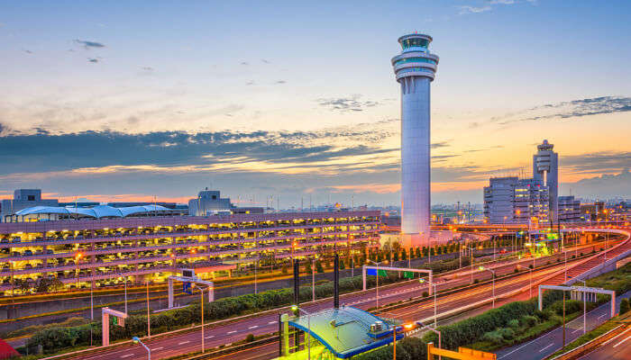Airports In Japan