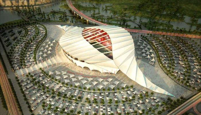 Al-Khor Stadium KB6592 FIFA