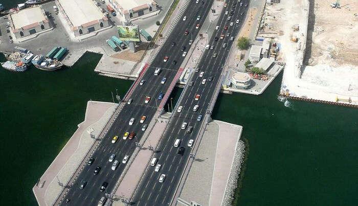 Al Maktoum Bridge