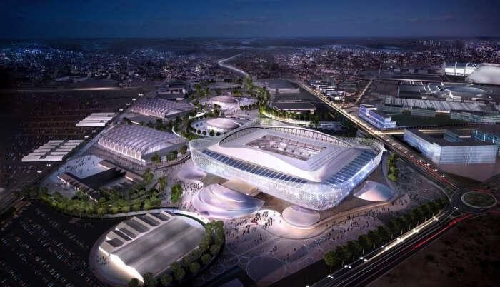 Al Rayyan Stadium KB6592 FIFA