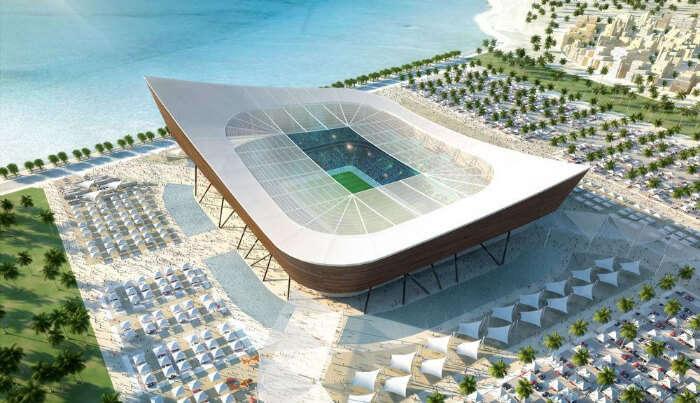 Al-Shamal Stadium KB6592 FIFA