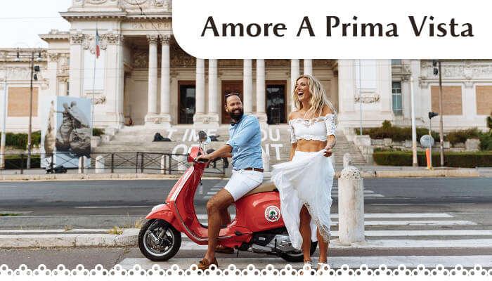 A popular Italian slang