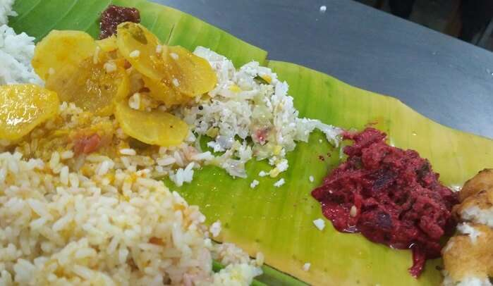 Andhra Dining