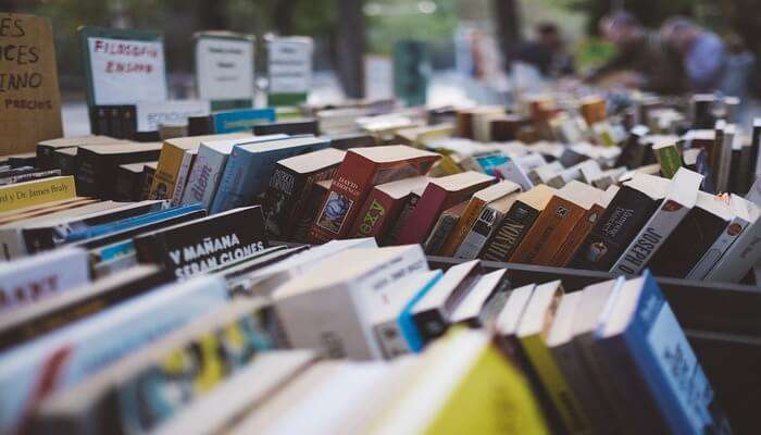 Bookshop View