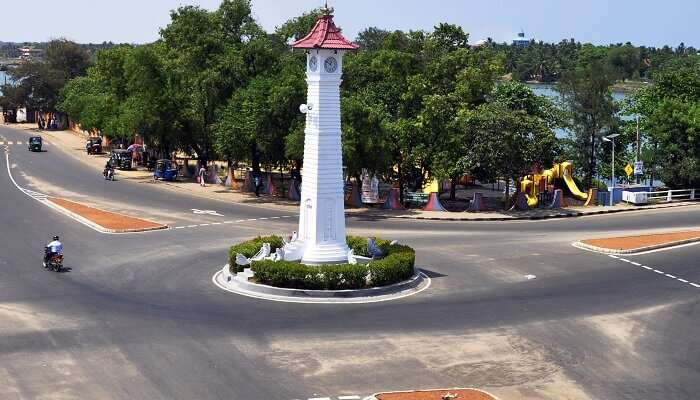 Batticaloa clock tower