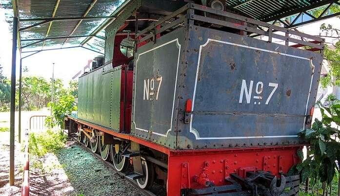 Borneo Railway