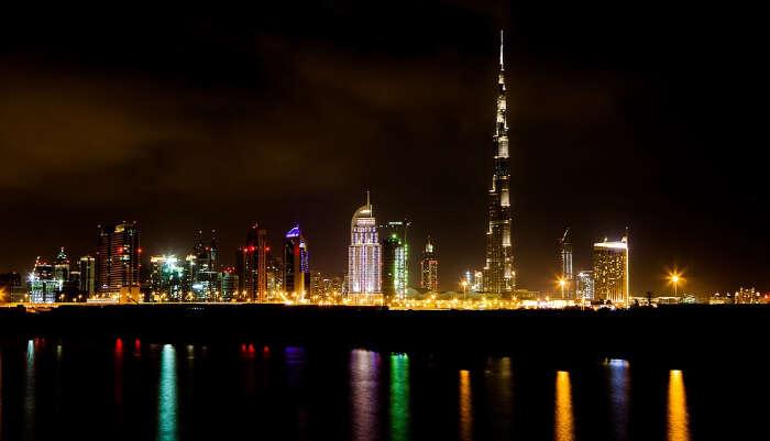 Burj Khalifa_ Look At The City