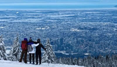 Vancouver In Winter
