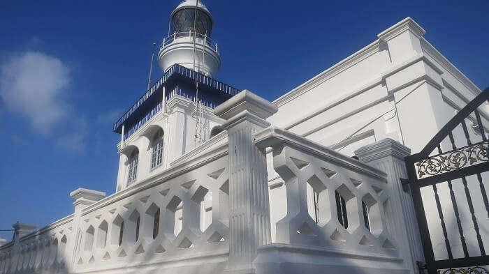 Cape Rachado Lighthouse