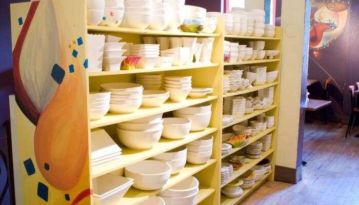 Ceramic Cafe Studio