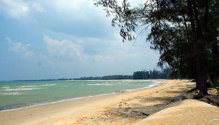 Cherating Beach In Kemaman