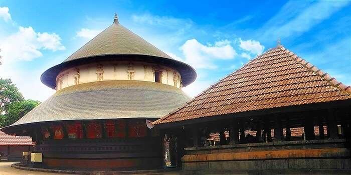 Chowalloor Siva Temple
