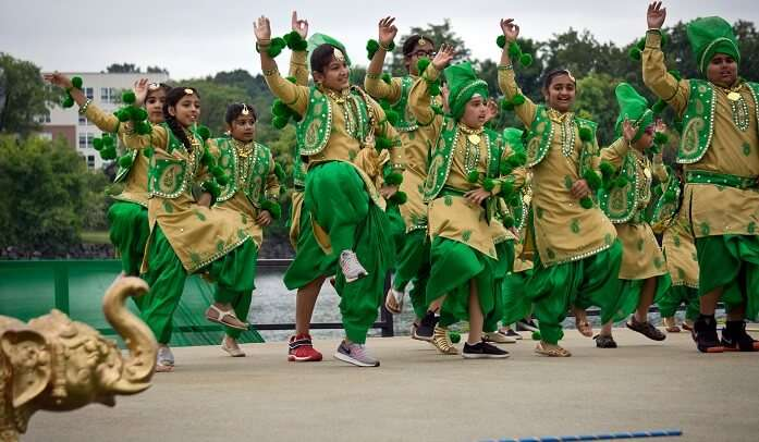 City of Bhangra Festival