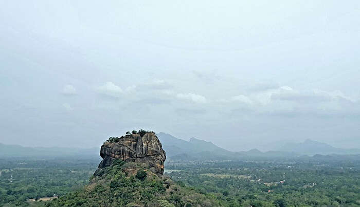 Climb Pidurangala Rock Instead Of Sigiriya