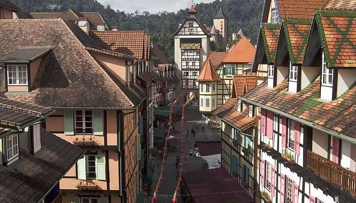 Colmar Tropicale Village SL