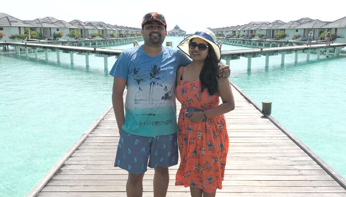 Nancy's Maldives Budget Honeymoon