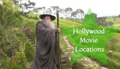 Hollywood locations in the world