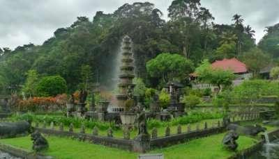 Taman Tirtagangga Bali