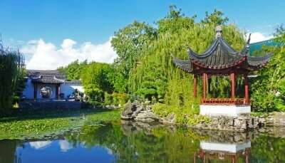 Famous Temples In Vancouver