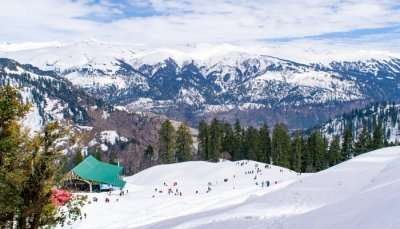 Wonderful Winter In Manali