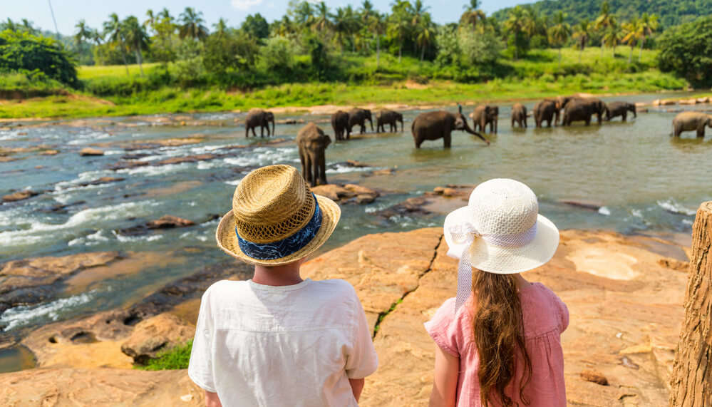 Cover - places to visit in sri lanka with kids