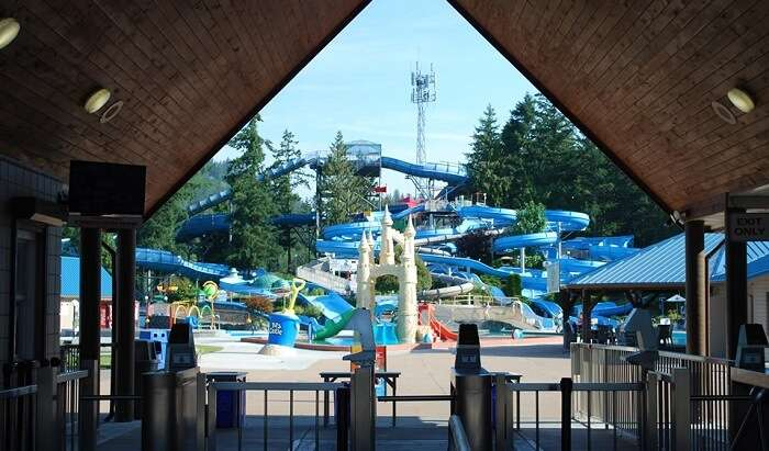 Cultus Lake Waterparkx