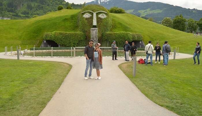visited to the Innsbruck