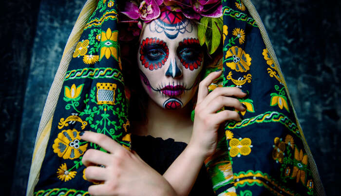 Feel The Spirit & Celebrate Day Of The Dead 2020 In Mexico