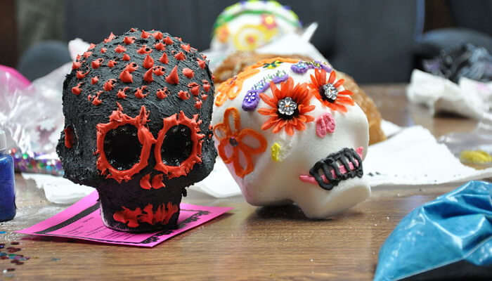 Details For Day Of The Dead