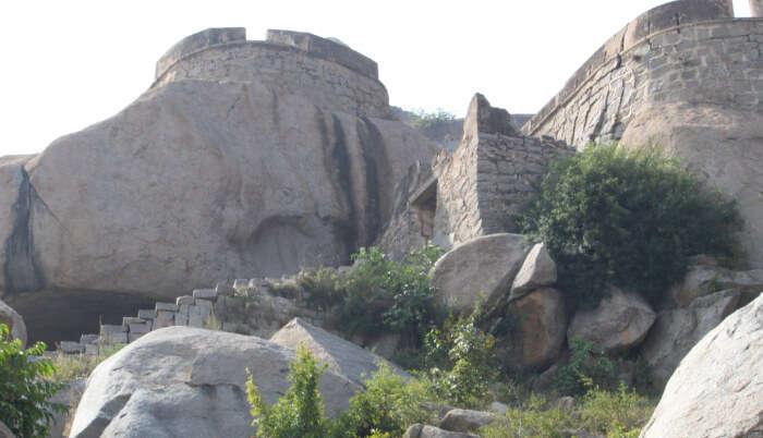 Devarayanadurga Fort