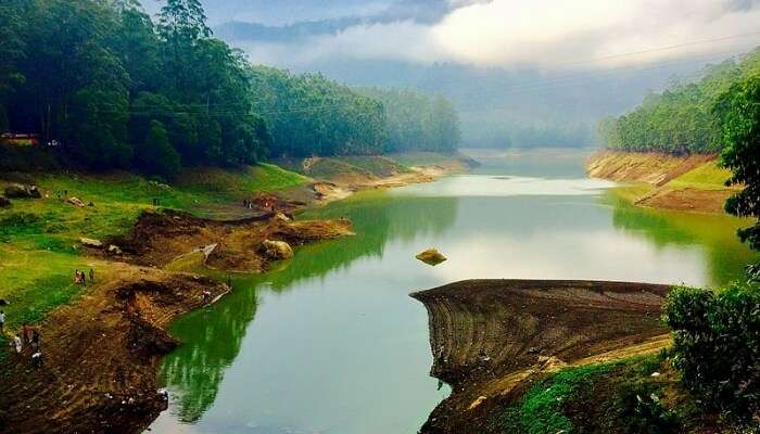 Devi Lake View