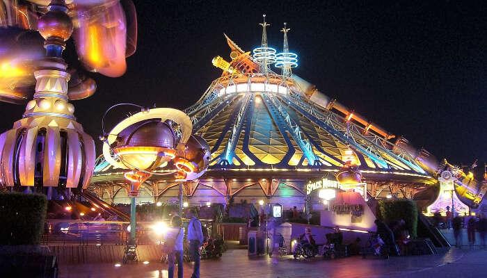 Disneyland Paris in Paris