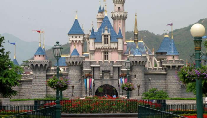 Disneyland- Visit