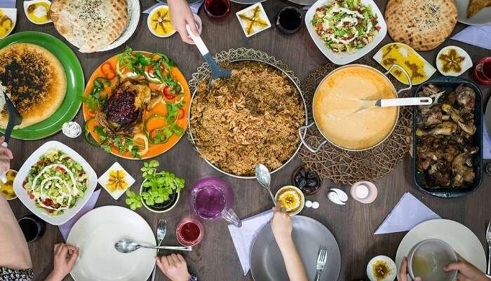 Dubai Food Festival (Cover)
